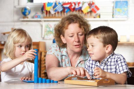 You Know You Are in a Montessori School When....