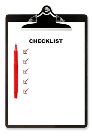 Checklist For Comparing Schools