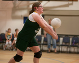 Girls Volleyball....