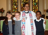 St. John's welcomes families of all faiths.