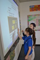 Smart Boards and Learner Response Systems in every classroom.