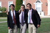 St. George's has a formal dress code.