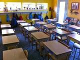 Grade 3/4 Classroom