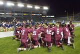 St. Margaret's Football achieves 15 win season, CIF SS championship and a trip to the state championship in 2014. Through athletic competition we strive to achieve the highest degree of integrity, sportsmanship, and mutual respect as we prepare our students for lives of learning, leadership and service.