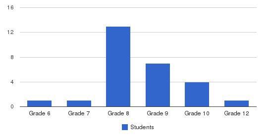 Kokomo Academy Students by Grade