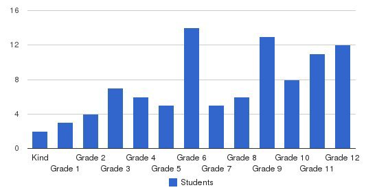 New Summit School Students by Grade