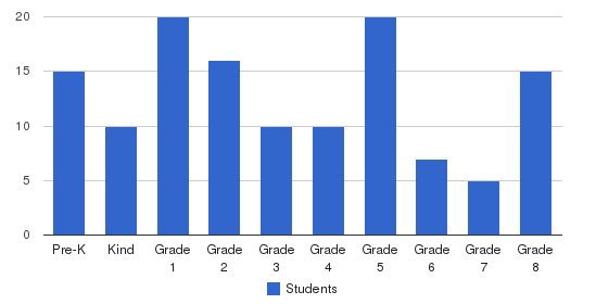 Badr School Students by Grade