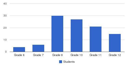 Abraxas Leadership Development Program Students by Grade