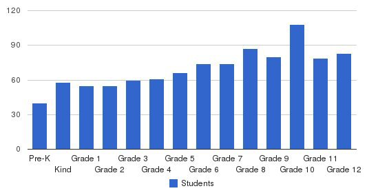 Boyd-Buchanan School Students by Grade