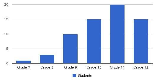 New Haven School Students by Grade