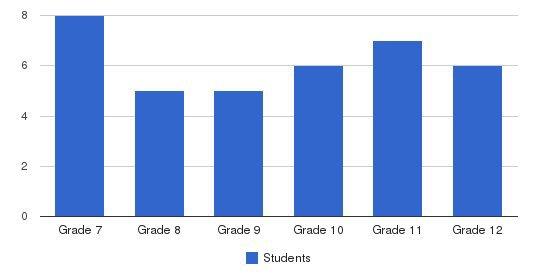 Okemo Mountain School Students by Grade