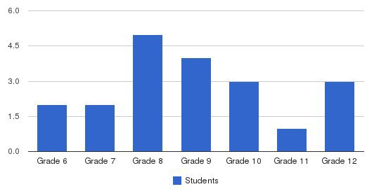 Art Of Learning Academy Students by Grade