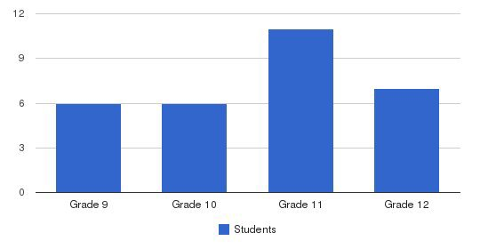 Ohr Haemet Institute Students by Grade