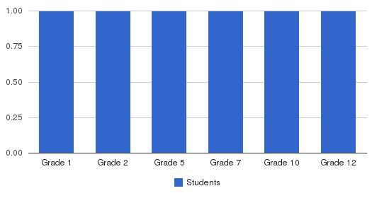Shanan Students by Grade