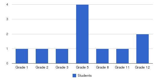 St Felicissimus School Students by Grade