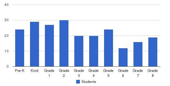 Muhammad University Students by Grade
