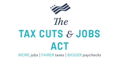 5 Changes In The Tax Act Of 2017 To Review