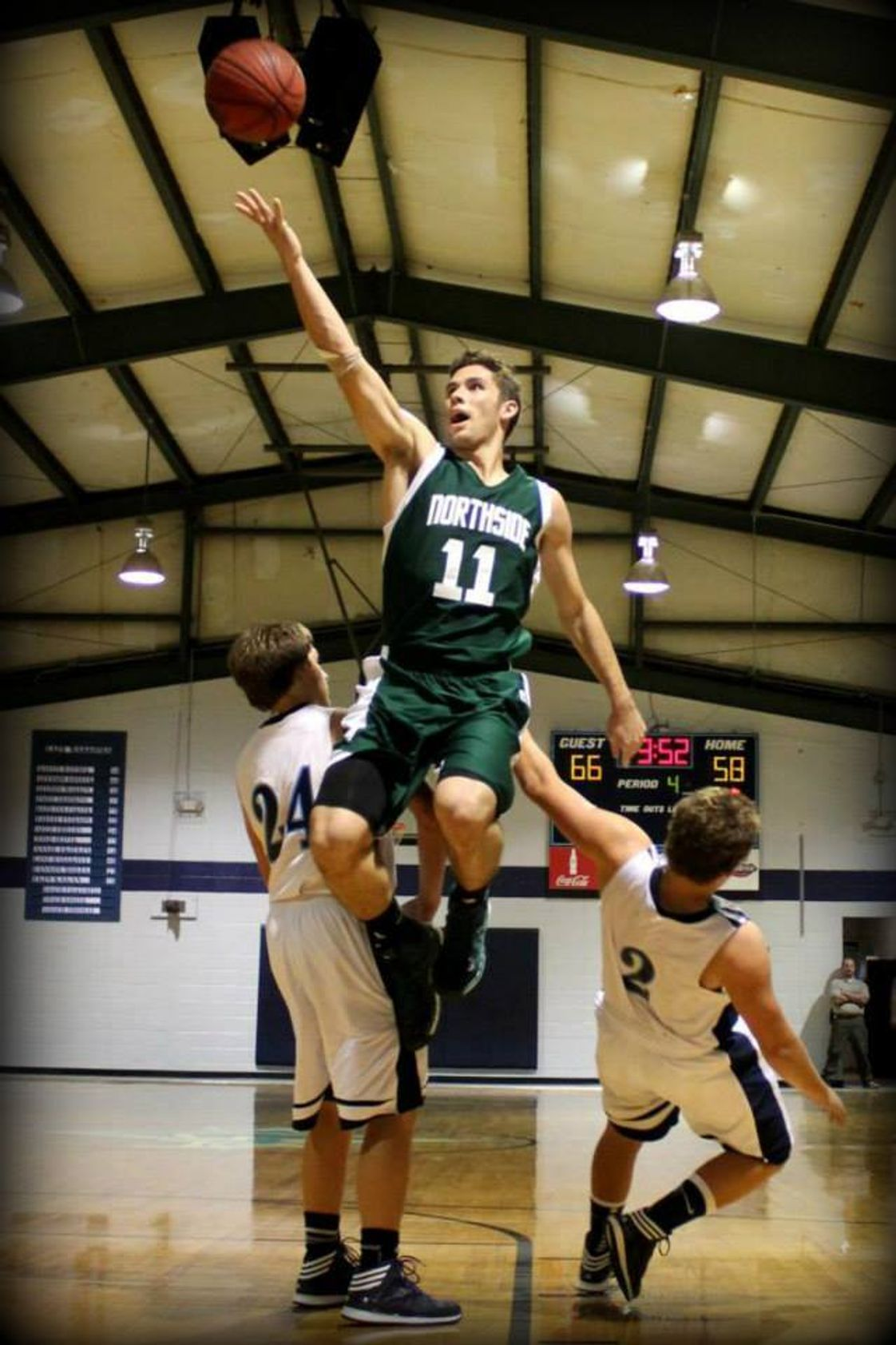 Northside Methodist Academy Photo #1 - Excellent athletic programs