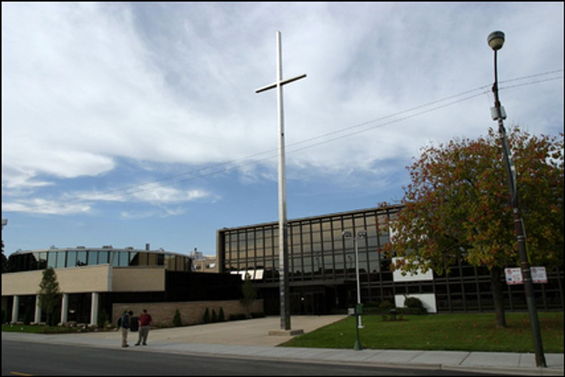 St. Patrick High School Photo - Founded by the Christian Brothers in 1861, Saint Patrick is Chicago's oldest, all-male Catholic high school. We help all students become lifelong learners and assets to society. Our mandatory drug-testing for all students helps maintain a safe, drug-free learning environment. Call or visit us today and learn why Saint Patrick is the Way to Learn