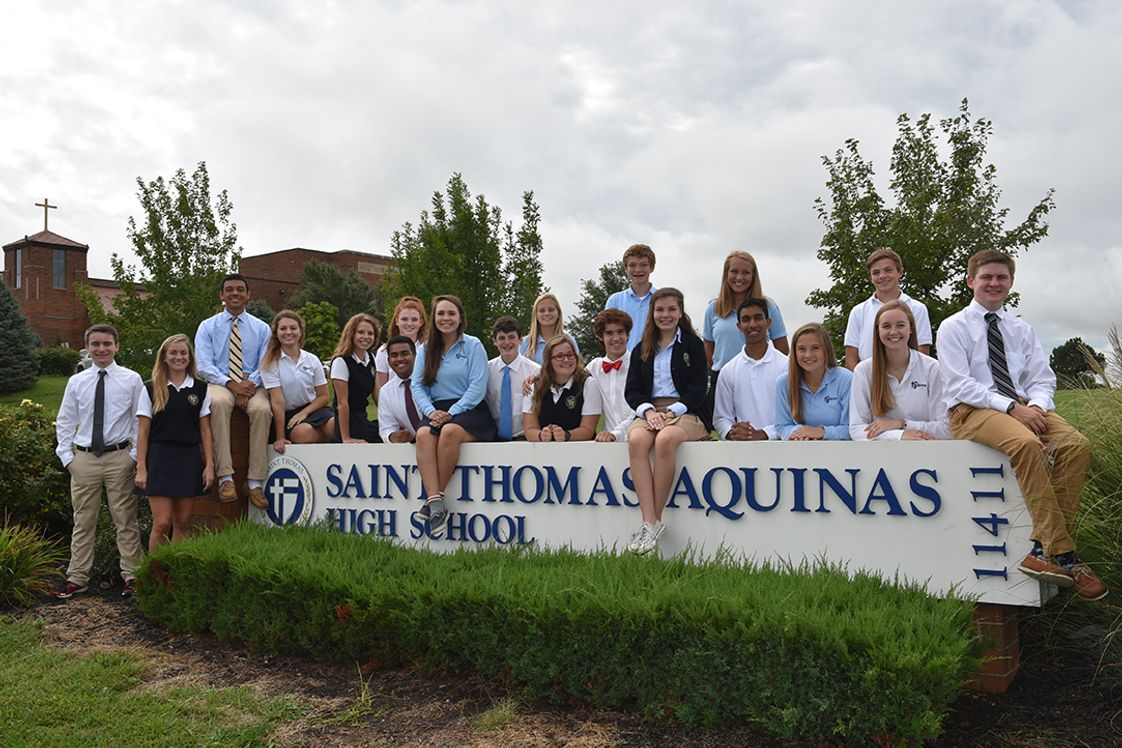 Saint Thomas Aquinas High School Profile (2018-19) | Lenexa, KS