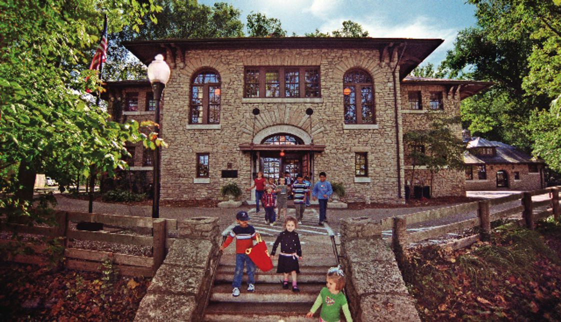 Chance School Photo #1 - Virginia Chance School is a Progressive Preschool-Elementary in a historic stone schoolhouse on 26 magical acres. A challenging, progressive program that engages students in a hands-on, collaborative environment using outdoor integration, focused on building self-motivation, growth mindset, decision making, community building, and critical thinking skills.