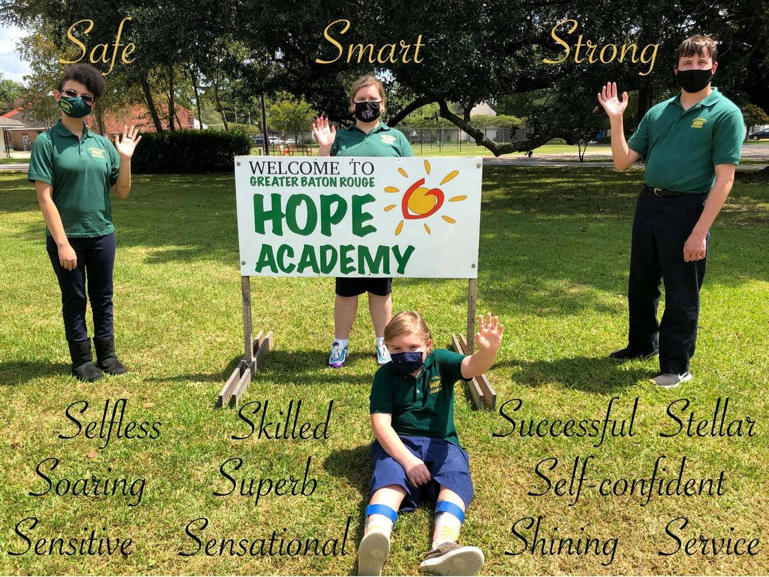 Greater Baton Rouge Hope Academy Photo