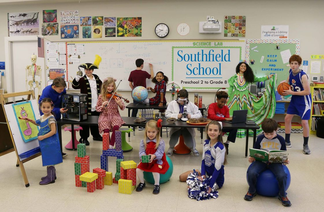 Southfield School Photo #1 - At Southfield, our talented and experienced faculty cultivate curiosity, character, kindness, and a lifelong love of learning. We do things a little differently around here and it`s one of the reasons we have more than 85 years of outstanding outcomes with our students and alumni. We are the only area school to be accredited by ISAS.