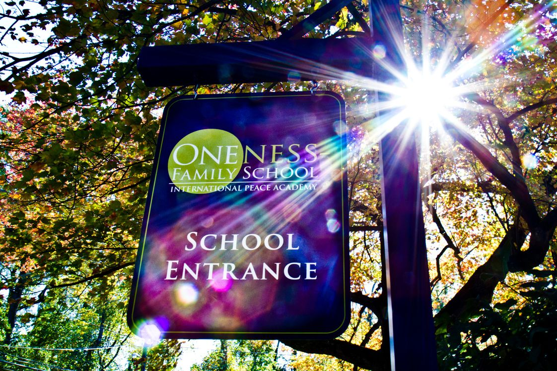 Oneness Family School Photo