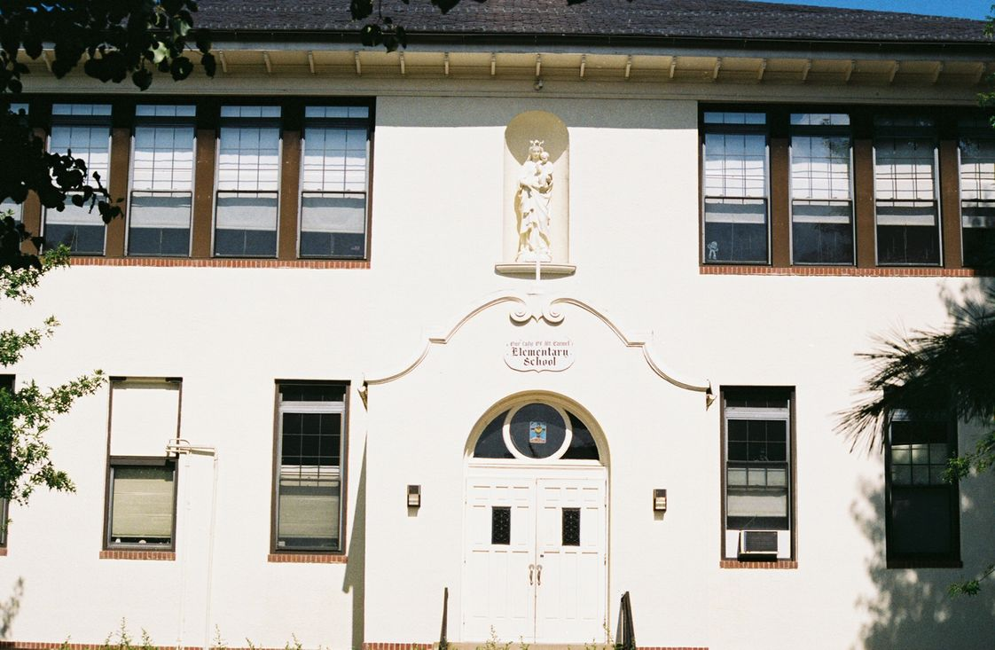 Our Lady Of Mt. Carmel Elementary School Photo - Our Lady of Mt. Carmel Elementary School