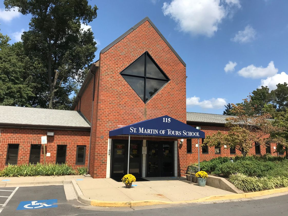 St Martin of Tours Catholic School Photo - We look forward to hearing from you and partnering with you on the journey of education.