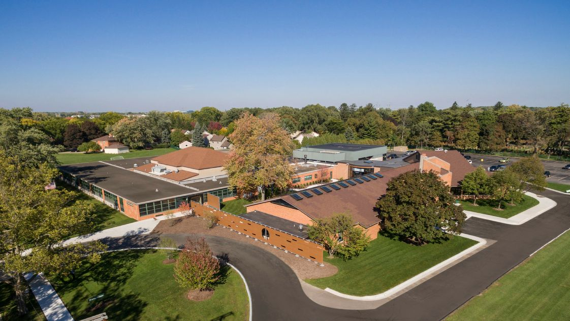 Eton Academy Photo - Eton Academy is located in Birmingham, Mich. and serves students in grades 1-12 who learn differently through an exceptional educational environment, research and neurodevelopmental-based curriculum, and whole student development.