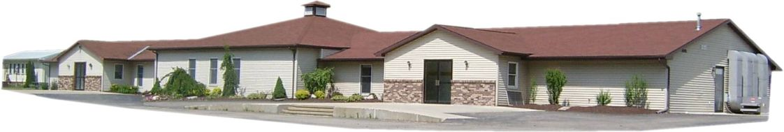 Fish Creek School Photo #1 - We are located on 30 acres next to Fish Creek