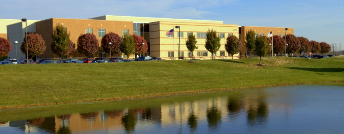 Franklin Road Christian School Photo #1 - Our beautiful modern campus is located in Novi, MI, on the NW corner of M5 and 13 Mile Road.