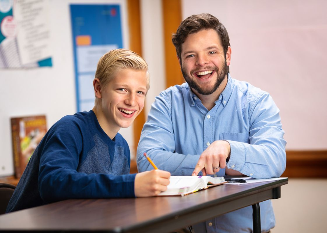 Lakeview Christian Academy Photo - At Lakeview Christian Academy, we are an accredited school of licensed teachers, training young champions for Christ.