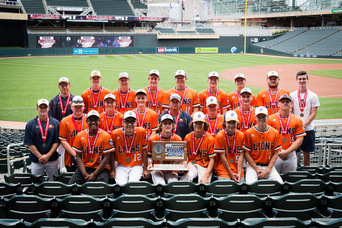 Legacy Christian Academy Photo - Legacy Lions Baseball | 2017 State Class A 2nd Place