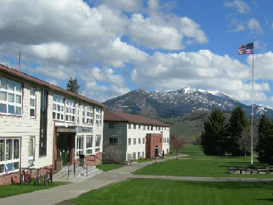 Mount Ellis Academy Photo - Mount Ellis Academy has existed in the beautiful Gallatin Valley since 1902.