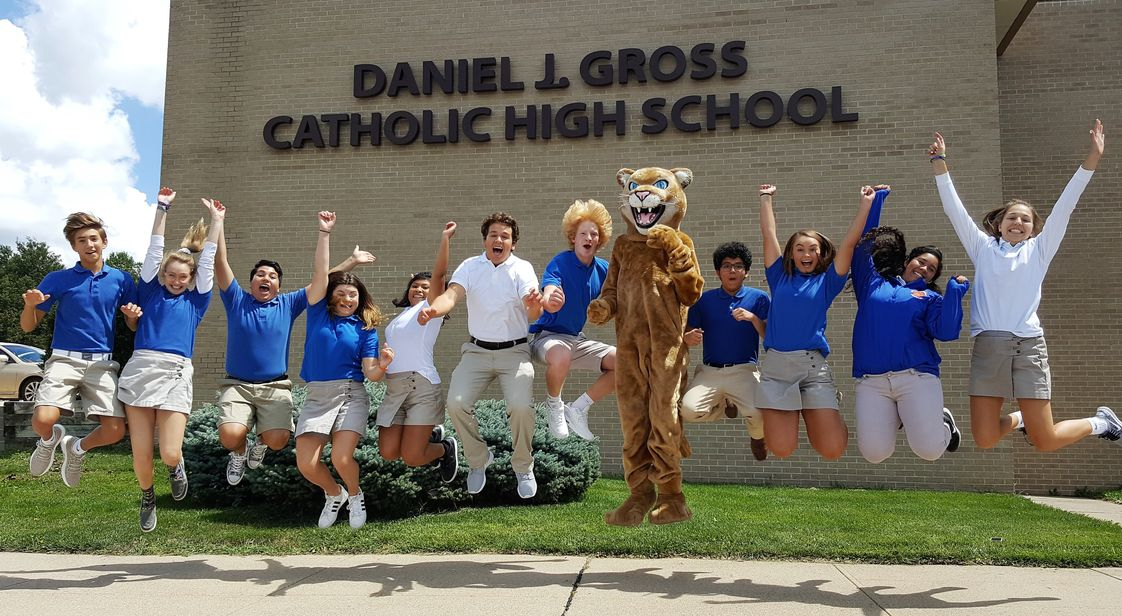 Gross Catholic High School Photo - Daniel J. Gross Catholic High School