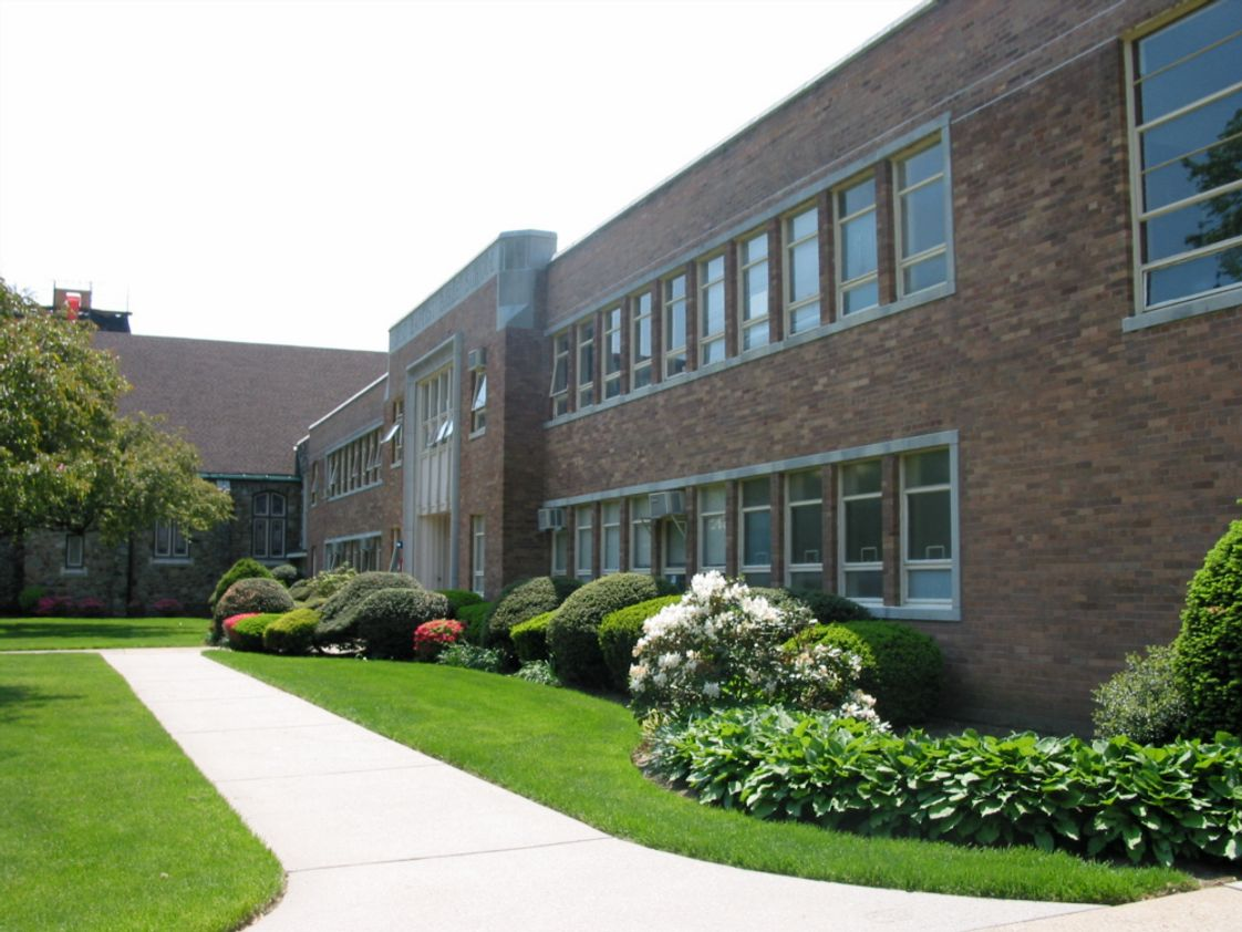 Bergen County Christian Academy Photo - Bergen County Christian School - Front Entrance