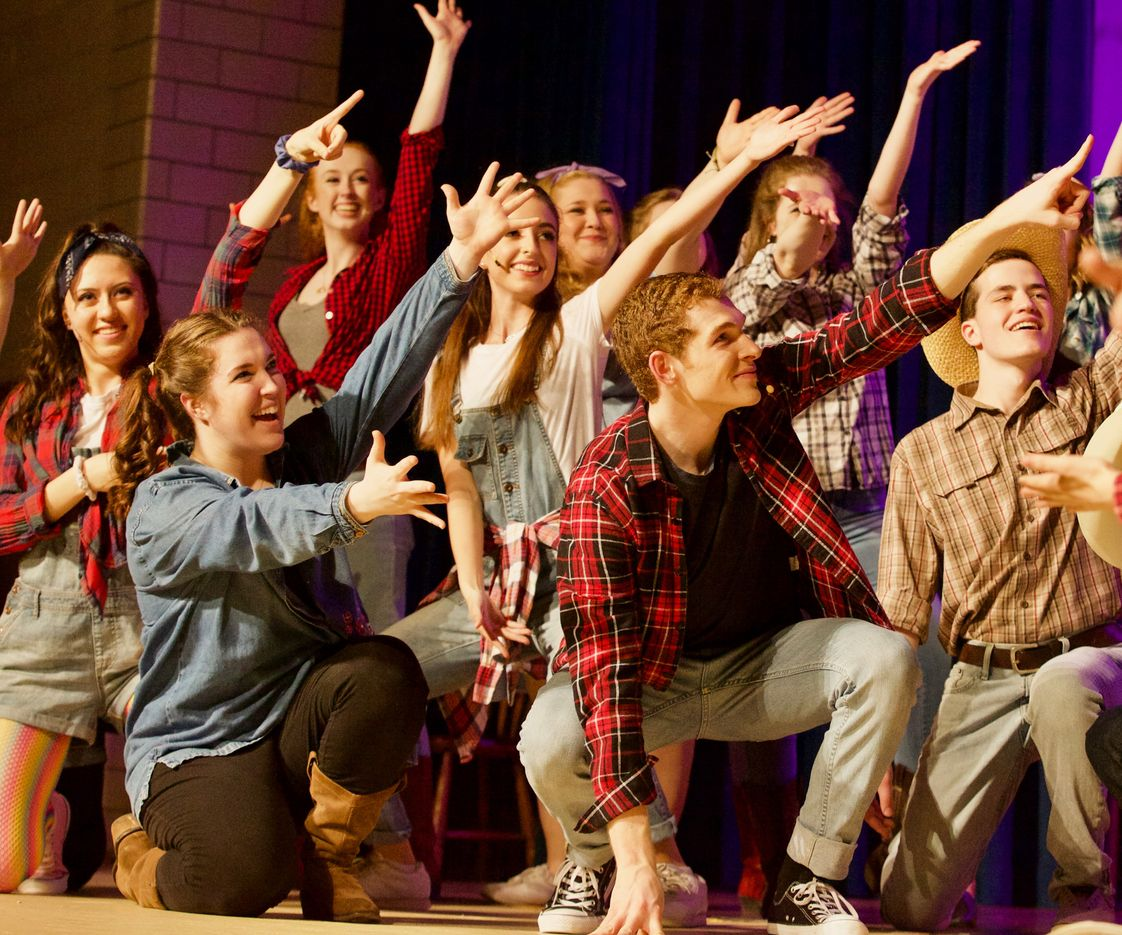 Morris Catholic High School Photo #1 - Over 100 students participate in our Spring Musical and Fall Drama productions.