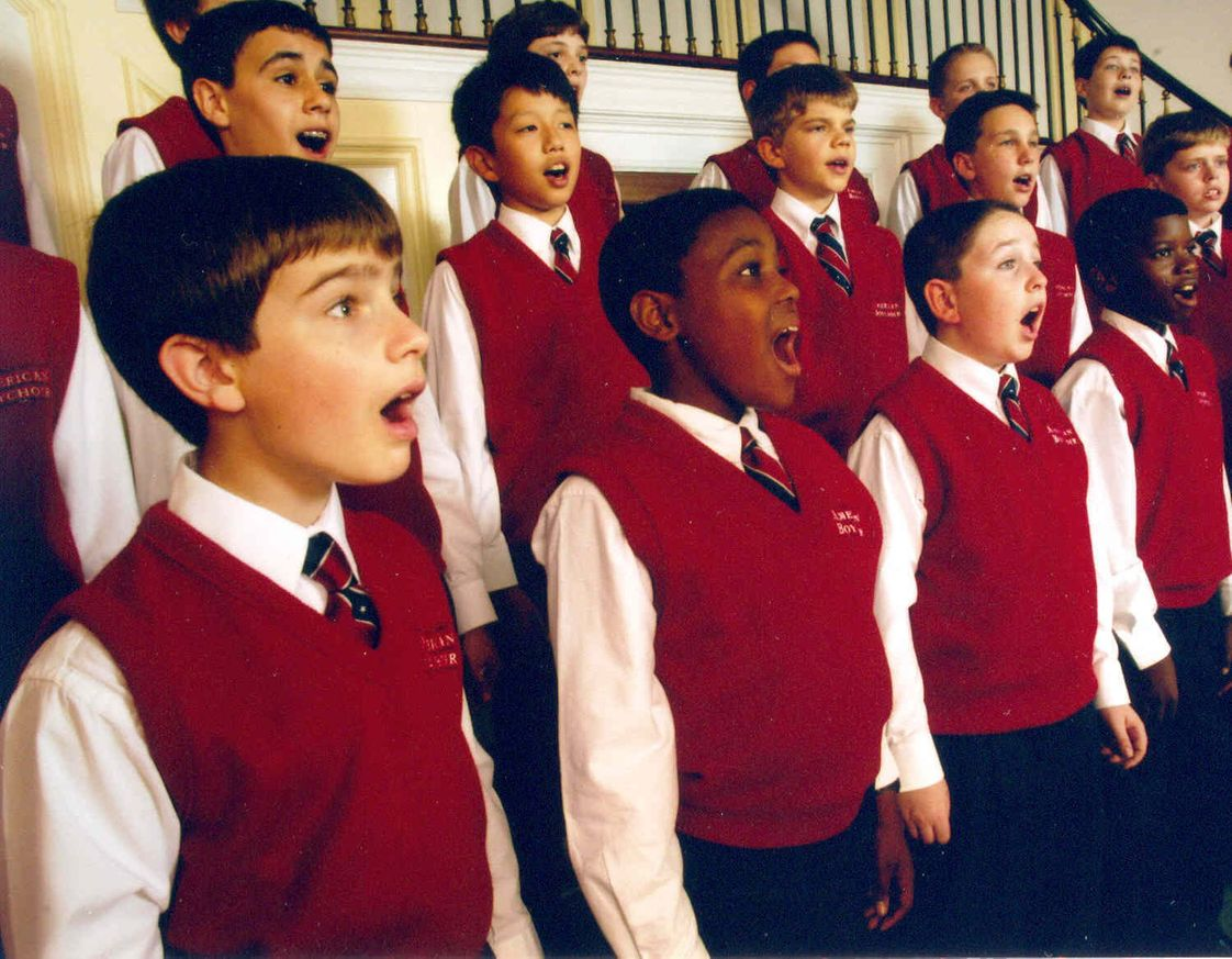 The American Boychoir School Photo - American Boychoir is the nation's most widely touring and frequently performing choral ensemble.