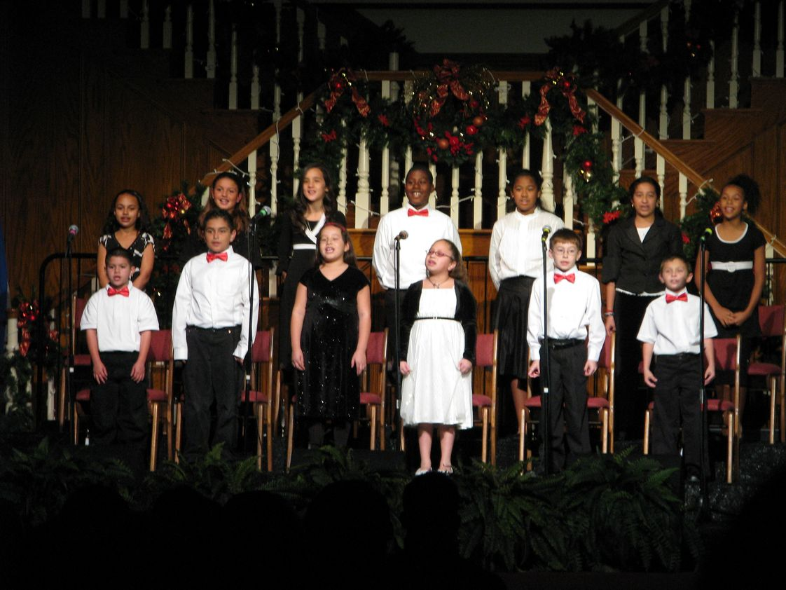 Pacific Harbor Christian School Photo #1 - We have a school choir and special programs at our school such as Grandparent's Day Chapel, Veteran's Day Program, Christmas Program, and Worship Fest.
