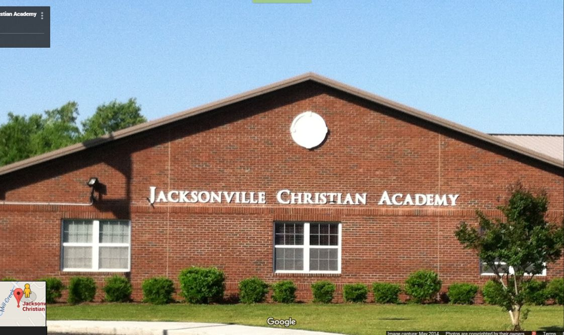 Jacksonville Christian Academy Photo - Home of the Conquerors!