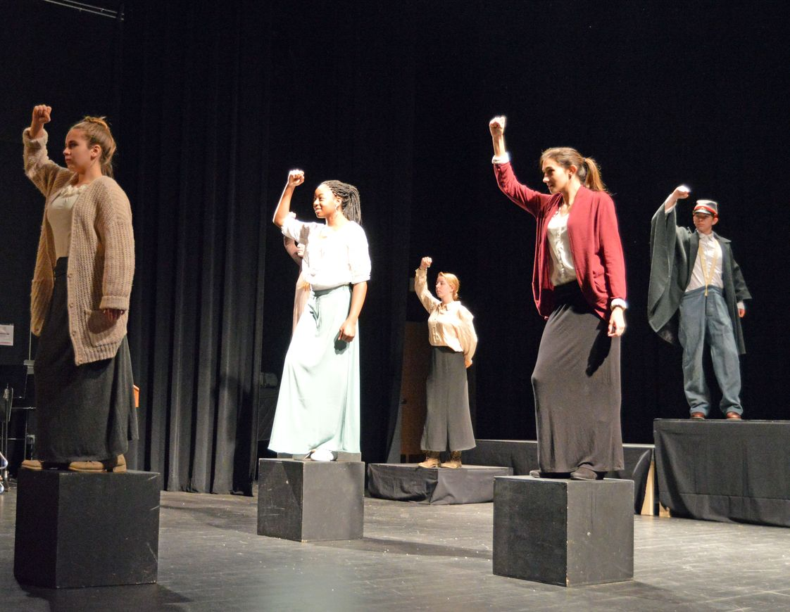 The O'Neal School Photo #1 - O'Neal's clubs and activities allow for leadership opportunities, character building, academic rigor, community service and physical well-being. The School attempts to offer activities and associations that meet the interests of the students while providing value in their overall growth. Pictured are the One Act Players.