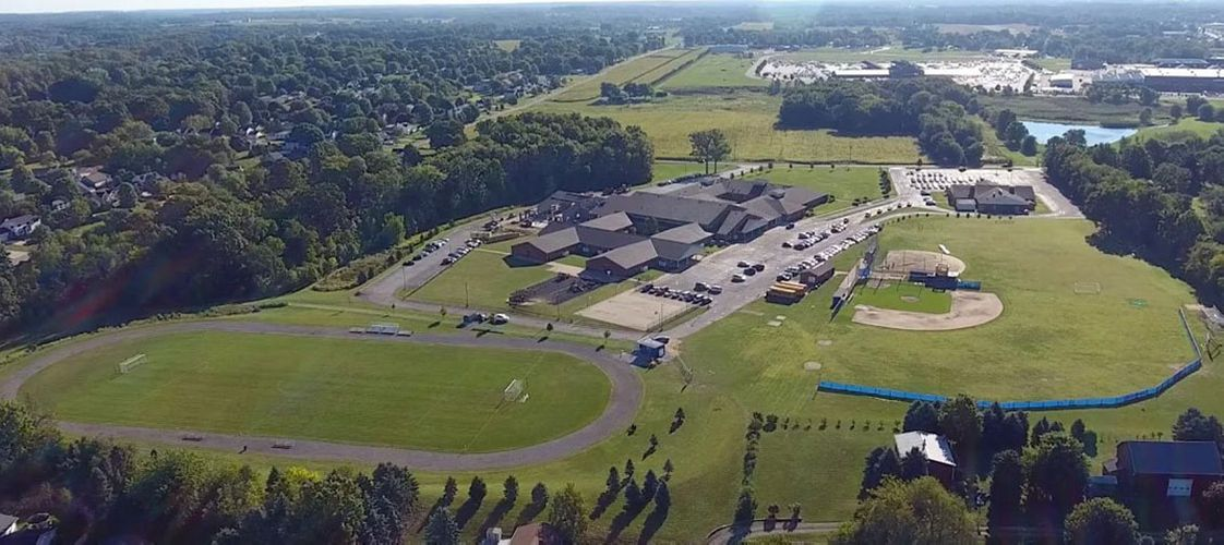 Lake Center Christian School Photo - Our beautiful 53-acre campus located in Hartville, OH.