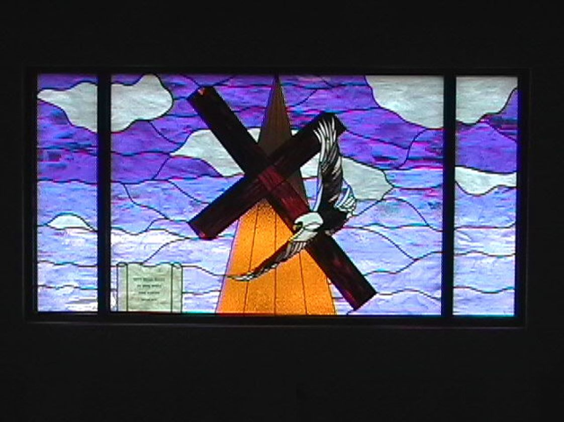 Valley Christian Schools Photo - Chapel Window