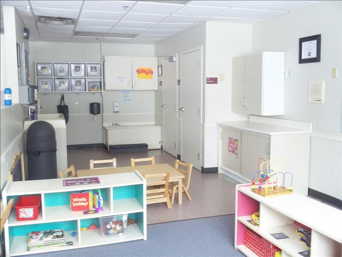 OU Learning Center Photo #1 - Infant Classroom