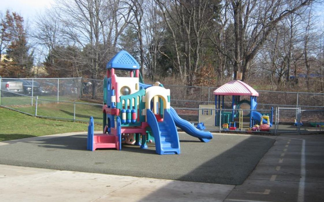 Cranberry KinderCare Photo #1 - Outdoor play occurs for all age groups daily, weather permitting. Our outdoor spaces and equipment are designed for active play and exploration.