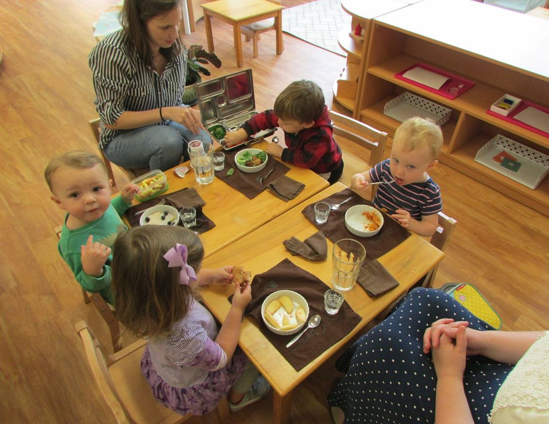 The Montessori School Photo - Toddler Community