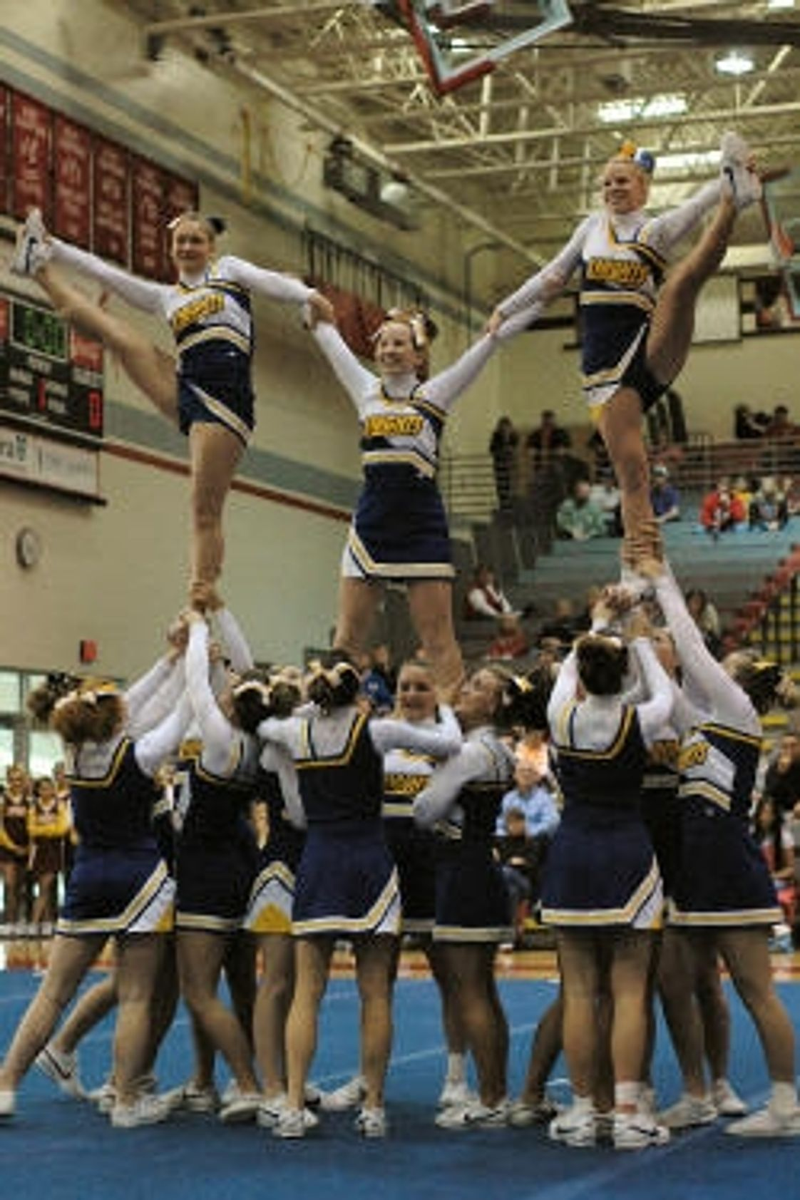 O'gorman High School Photo #1 - OG offers competitive cheer and competitive dance teams.