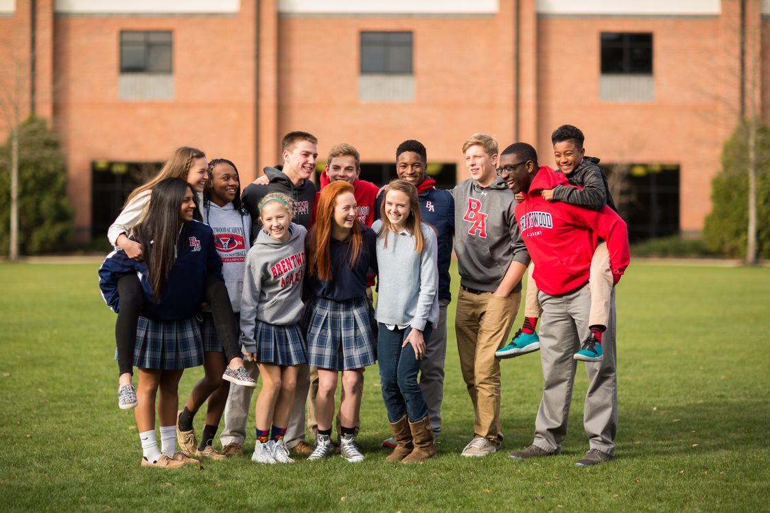 Brentwood Academy Photo #1 - Nurturing and challenging each whole person to the glory of God.